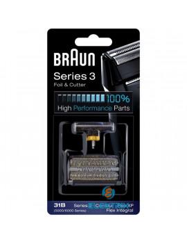Braun 31B combipack