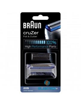 Braun 20S combipack
