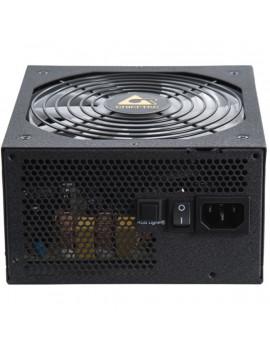 Chieftec Photon Gold GDP-650C-RGB 650W 90+ GOLD PFC 14 cm RGB ventilátorral dobozos tápegység