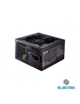 Cooler Master MWE 550W Bronze12cm ventillátorral dobozos tápegység