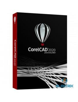 CorelCAD 2020 ENG ML dobozos szoftver