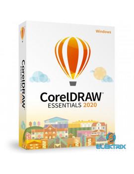 CorelDRAW Essentials 2020 ENG ML dobozos szoftver