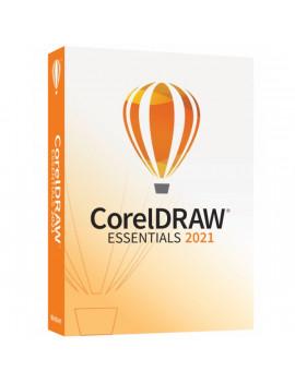 CorelDRAW Essentials 2021 ENG ML dobozos szoftver