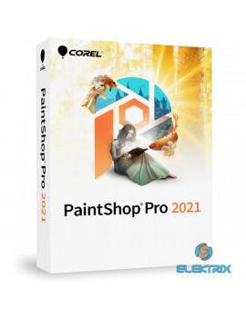 Corel PaintShop Pro 2021 ENG ML dobozos szoftver