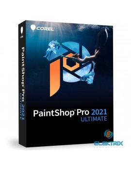 Corel PaintShop Pro 2021 Ultimate ENG ML dobozos szoftver