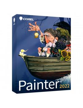 Corel Painter 2022 ENG ML dobozos szoftver