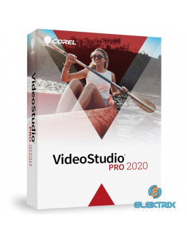 Corel VideoStudio 2020 Pro ENG ML dobozos szoftver