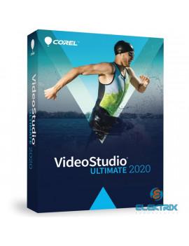 Corel VideoStudio 2020 Ultimate ENG ML dobozos szoftver