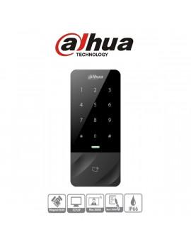 Dahua ASI1201E RFID(13,56MHz)+kód, RS-485/Wiegand/RJ45, beléptető vezérlő