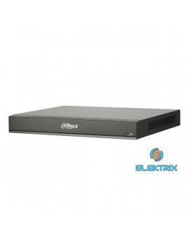 Dahua NVR4208-8P-I 8 csatorna/Smart H265+/200Mbps rögzítés/2x sata/8x PoE (8x ePoE)/Lite AI hálózati rögzítő(NVR)