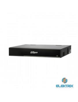 Dahua NVR4416-16P-I 16 csatorna/Smart H265+/200Mbps rögzítés/4x sata/16x PoE (8x ePoE)/Lite AI hálózati rögzítő(NVR)