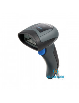 Datalogic QuickScan I QD2131 1D linear imager fekete vonalkódolvasó USB kit