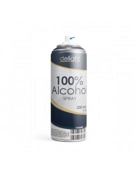 Delight 300ml 100% Alkohol spray