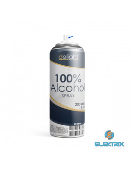 Delight 300ml 100% Alkohol spray