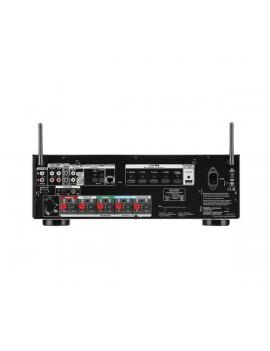 Denon AVR-S650H fekete 5.2 csatornás házimozi rádióerősítő
