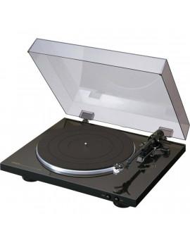 Denon DP-300F fekete lemezjátszó