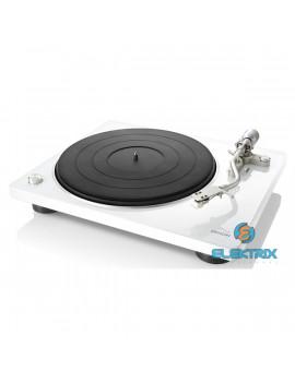 Denon DP-400 fehér automata bakelit lemezjátszó