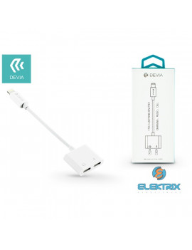Devia ST313103 Smart 2in1 lightnig adapter