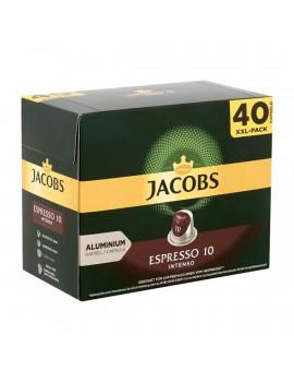 Douwe Egberts Jacobs Espresso 10 Intenso 40 db kávékapszula