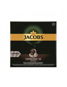 Douwe Egberts Jacobs Espresso Intenso 20 db kávékapszula