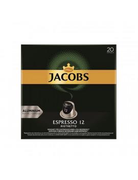 Douwe Egberts Jacobs Espresso Ristretto 20 db kávékapszula