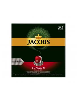 Douwe Egberts Jacobs Lungo Classico 20 db kávékapszula