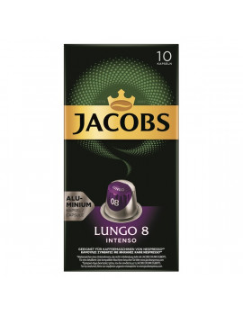 Douwe Egberts Jacobs Lungo Intenso 10 db kávékapszula