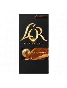 Douwe Egberts L`OR Colombia 10 db kávékapszula