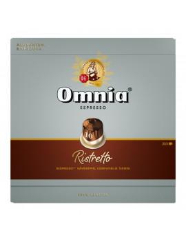 Douwe Egberts Omnia NCC Ristretto 20 db kávékapszula