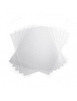 Durable PP A4 10db-os átlátszó előlap
