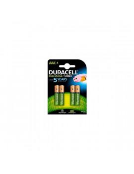 Duracell AAA 900mAh előtöltött mikro ceruza akkumulátor 4db/bliszter