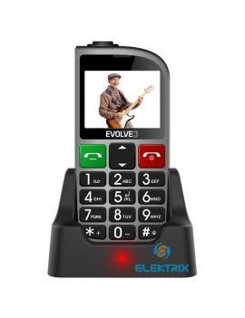 EVOLVEO Easy Phone 800 FMR 2,3