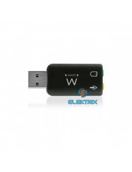 Ewent by Eminent EW3751 5.1 USB Virtual 3D hangkártya