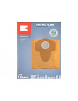 Einhell 2351150 5db 25l papír porzsák