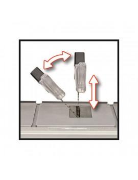 Einhell 4340450 TE-TS 36/210 Li-Solo asztali körfűrész