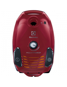 Electrolux EPF61RR málnapiros porzsákos porszívó