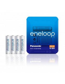 Eneloop 4MC-SP-4 AAA 750mAh 4db-os Sliding Pack Ni-MH akkumulátor