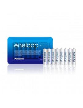 Eneloop 4MC-SP-8 AAA 750mAh 8db-os Sliding Pack Ni-MH akkumulátor