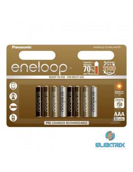 Eneloop BK-4MCCE/8UE Earth AAA 750mAh Ni-MH akkumulátor