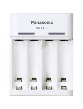 Eneloop BQ-CC80USB AA/AAA időzítős akkumulátor töltő