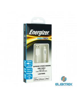 Energizer ENG-C41UBLIGWH4 1.2 m fehér Lightning adatkábel