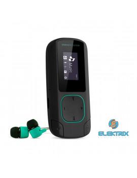 Energy Sistem EN 426508 Bluetooth-os 8GB fekete/mentazöld MP3 lejátszó