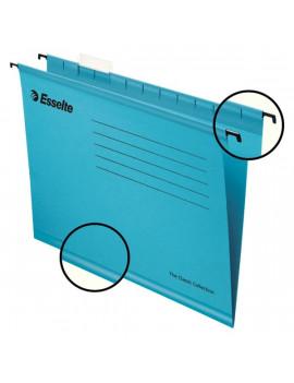 Esselte Pendaflex A4 standard 25db/cs kék függőmappa