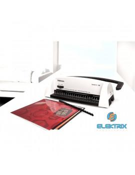 Fellowes 5227901 Starlet 2+ műanyag spirálkötéshez manuális 120 lapos spirálozógép