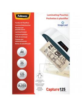 Fellowes A4 125mic 25db-os lamináló fólia