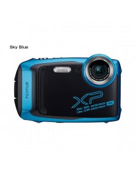 Fujifilm FinePix XP140 fekete-kék digitális fényképezőgép