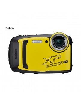 Fujifilm FinePix XP140 sárga digitális fényképezőgép