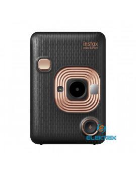 Fujifilm Instax Mini LiPlay fekete hibrid fényképezőgép