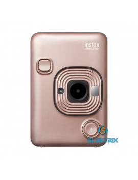 Fujifilm Instax Mini LiPlay rózsaszín hibrid fényképezőgép
