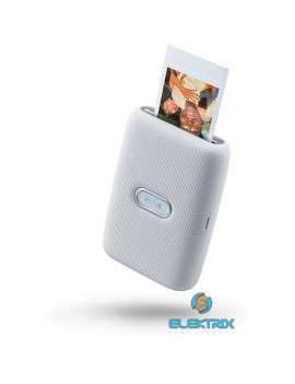 Fujifilm Instax Mini Link okostelefonhoz fehér fotónyomtató